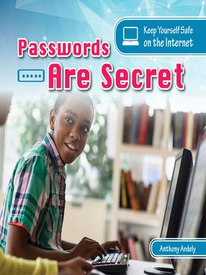 cover image of Passwords are Secret