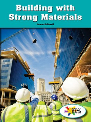 cover image of Building with Strong Materials