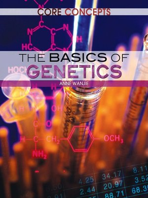 cover image of The Basics of Genetics