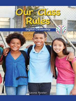 cover image of Our Class Rules