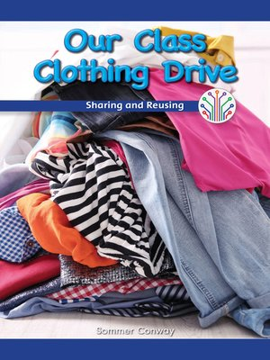 cover image of Our Class Clothing Drive