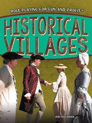cover image of Historical Villages
