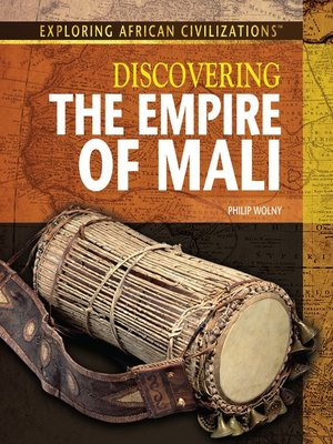 cover image of Discovering the Empire of Mali