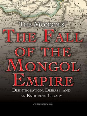 cover image of The Fall of the Mongol Empire