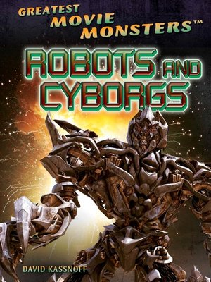 cover image of Robots and Cyborgs