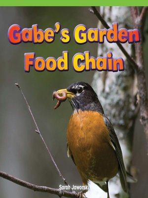 cover image of Gabe's Garden Food Chain