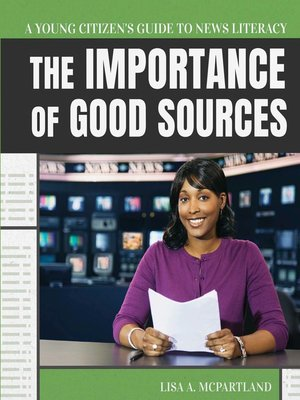 cover image of The Importance of Good Sources