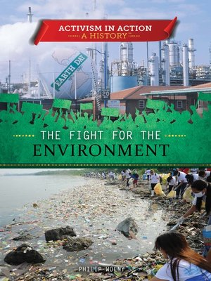 cover image of The Fight for the Environment