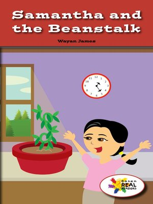 cover image of Samantha and the Beanstalk