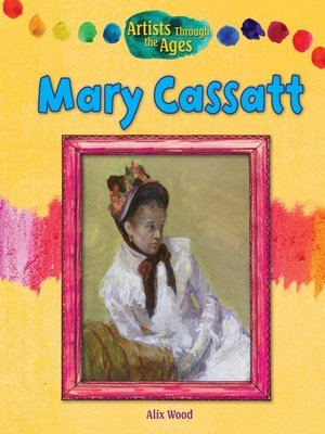 cover image of Mary Cassatt