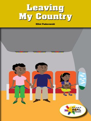 cover image of Leaving My Country