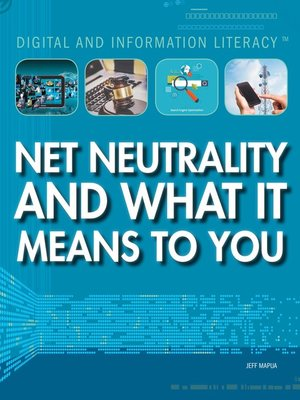 cover image of Net Neutrality and What It Means to You