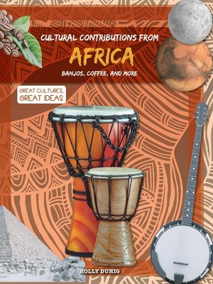 cover image of Cultural Contributions from Africa