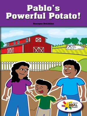 cover image of Pablo's Powerful Potato!