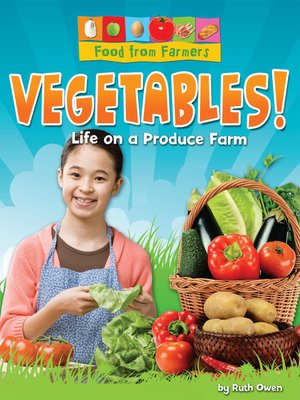cover image of Vegetables!