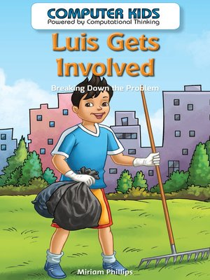 cover image of Luis Gets Involved