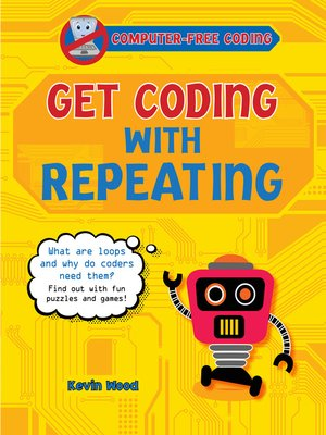 cover image of Get Coding with Repeating