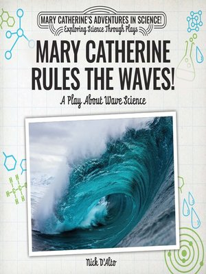 cover image of Mary Catherine Rules the Waves!