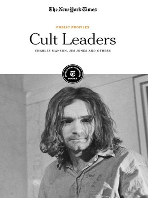 cover image of Cult Leaders