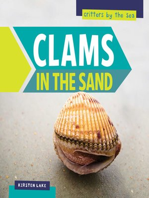 cover image of Clams in the Sand