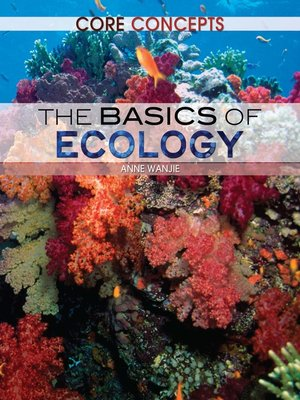 cover image of The Basics of Ecology