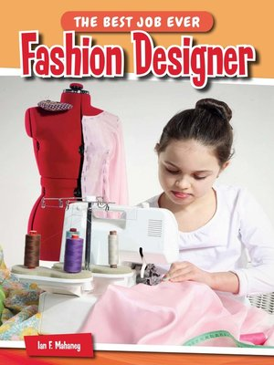 cover image of Fashion Designer