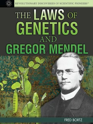 cover image of The Laws of Genetics and Gregor Mendel