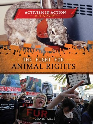 cover image of The Fight for Animal Rights