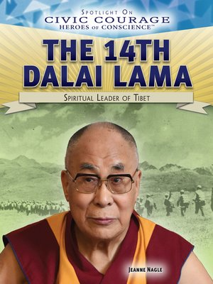 cover image of The 14th Dalai Lama