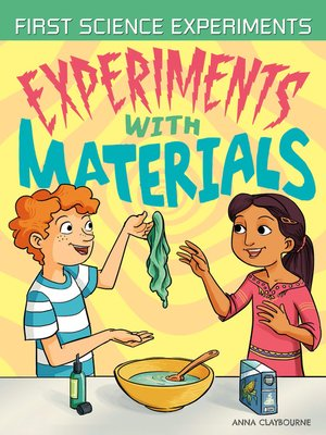 cover image of Experiments with Materials