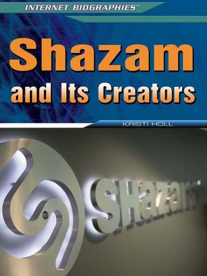 cover image of Shazam and Its Creators