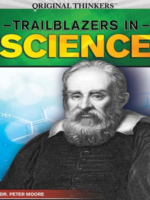 cover image of Trailblazers in Science