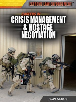 cover image of Careers and Business in Crisis Management & Hostage Negotiation