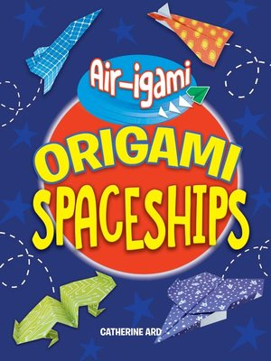 cover image of Origami Spaceships