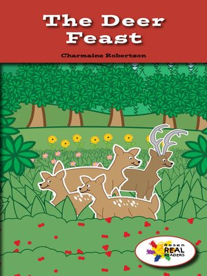 cover image of The Deer Feast