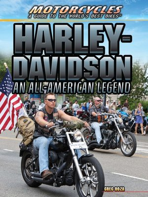 cover image of Harley-Davidson
