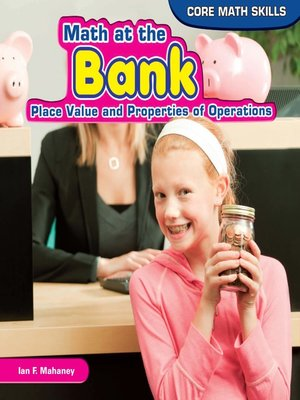 cover image of Math at the Bank