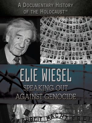 cover image of Elie Wiesel