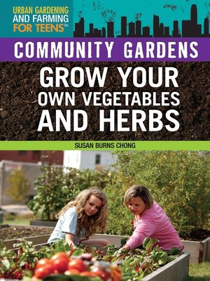 cover image of Community Gardens