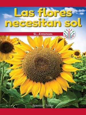 cover image of Las flores necesitan sol: Si... Entonces (Flowers Need Sun: If...Then)