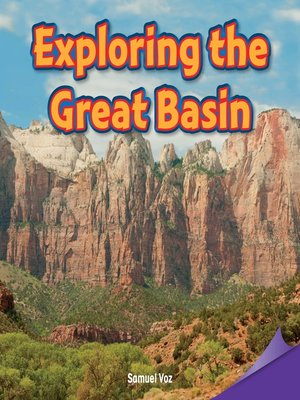 cover image of Exploring the Great Basin