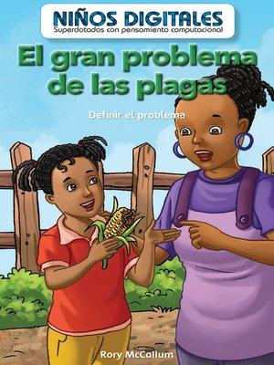 cover image of El gran problema de las plagas