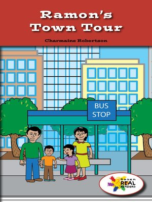 cover image of Ramon's Town Tour