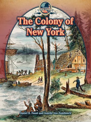 cover image of The Colony of New York