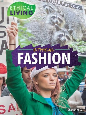 cover image of Ethical Fashion