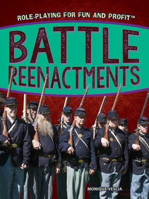 cover image of Battle Reenactments
