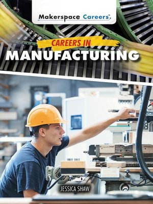 cover image of Careers in Manufacturing