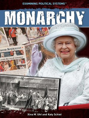cover image of Monarchy