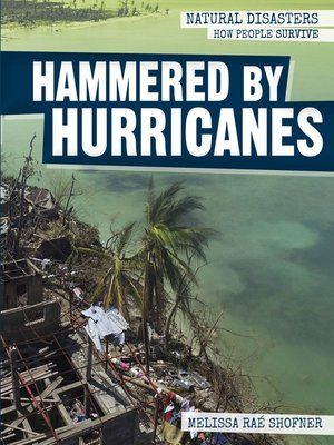 cover image of Hammered by Hurricanes