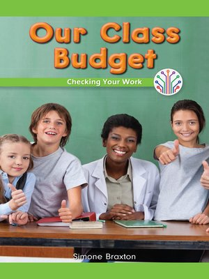 cover image of Our Class Budget